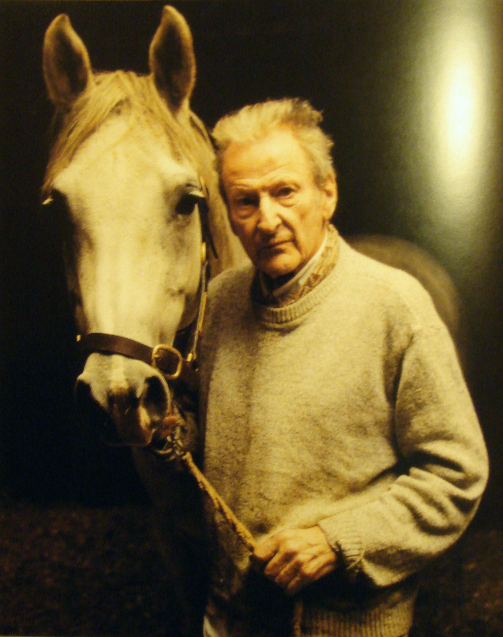 Publication: Lucian Freud, 'Portrait With Horses' 1939 - An